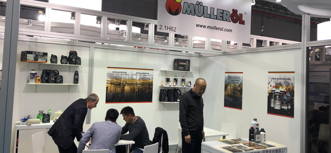 Looking forward to seeing you at Automechanika SHANGHAI 2019!