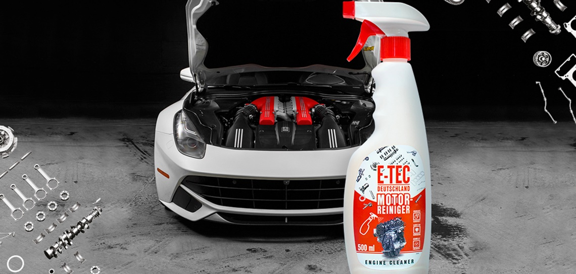 E-TEC engine cleaner a new product